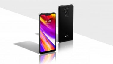 LG G8 ThinQ With 3D Selfie Camera To Be Unveiled at MWC 2019 - Report