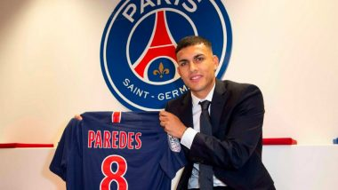 Lionel Messi Joining PSG Was a Dream, Believes Argentine Midfielder Leandro Paredes