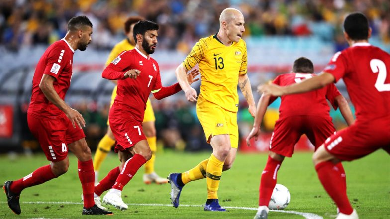 Qatar vs Lebanon, AFC Asian Cup 2019 Live Streaming Online: How to Get Asia Cup Match Live Telecast on TV & Free Football Score Updates in Indian Time?
