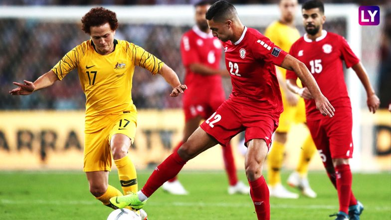 Lebanon vs Saudi Arabia, AFC Asian Cup 2019 Live Streaming Online: How to Get Asia Cup Match Live Telecast on TV & Free Football Score Updates in Indian Time?