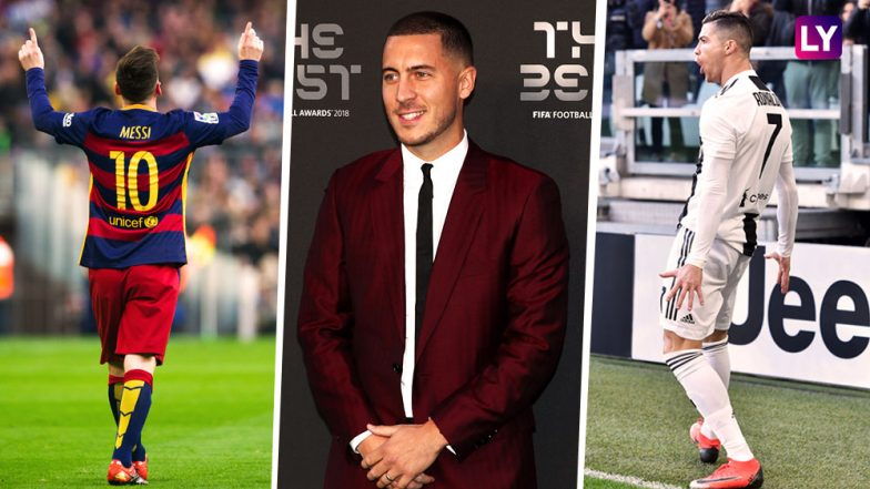 Who Is the Greatest Football Player of All Times? Eden Hazard Picks Lionel Messi Over Cristiano Ronaldo As His G.O.A.T