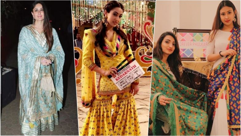 7453529046 Lohri 2019 Style Tips: Dress Up Like a Punjabi 'Kudi' This Festive Season