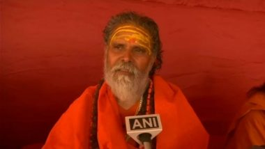 Ram Temple Construction in Ayodhya to Start After Kumbh Mela 2019 Ends: President of Akhada Parishad