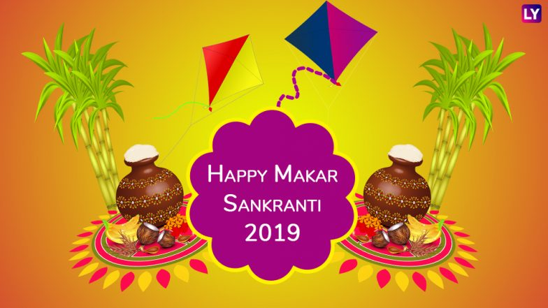 Makar Sankranti 2019 Significance: Know the Celebrations and Customs Attached to the Auspicious Hindu Festival