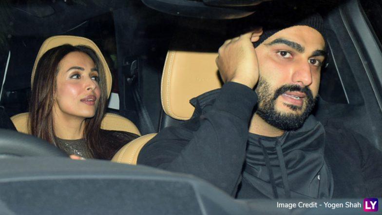 Arjun Kapoor Gets Furious With Photographers as they Block Malaika Arora's Way