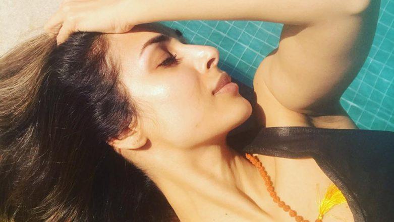 Malaika Arora Looks HOT as She Basks in Sun at Nature Themed Retreat and Spa (View Pics)
