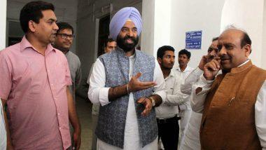 Strip Rajiv Gandhi of Bharat Ratna, Demands Manjinder Singh Sirsa