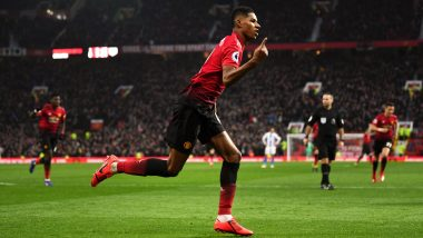 Marcus Rashford Meets a Young Fan Ahead of Manchester United vs Inter Milan, International Champions Cup, 2019 (Watch Video)