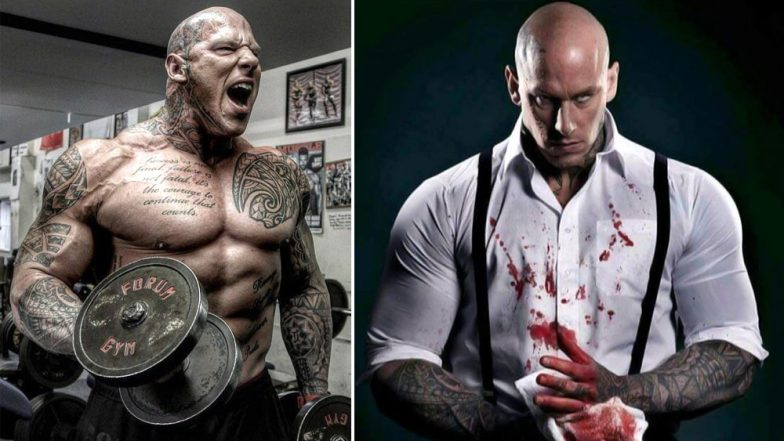 Actor Martyn Ford Enjoys Being Called 'The Scariest Man on Earth'