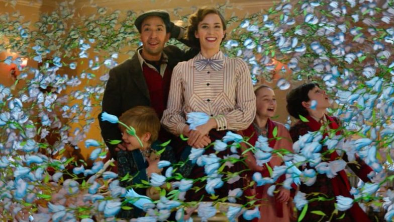 Mary Poppins Returns Movie Review: Emily Blunt And Lin-Manuel Miranda's This Disney Musical Has A Few Good Notes But Falls Flat Overall