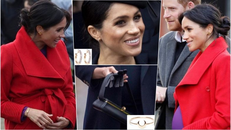 Meghan Markle's Jewellery Style Guide: Duchess of Sussex is Making Ethical Jewellery Her Fashion Statement