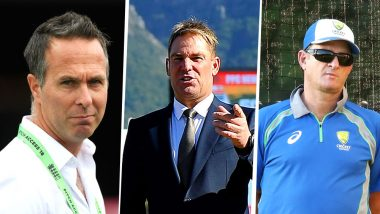 Michael Vaughan Cautions, Shane Warne Criticises, and Mark Waugh Defends Cricket Australia After Dismal 2–1 Test Series Loss to India: Read Comments