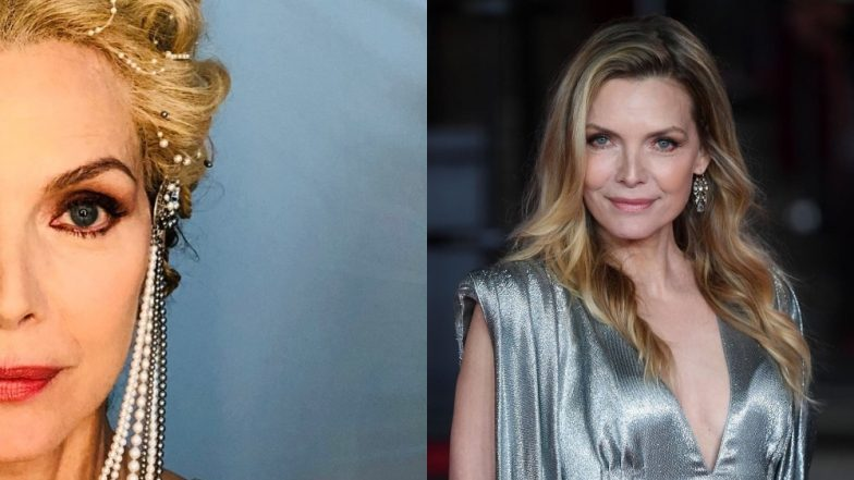 Michelle Pfeiffer Reveals Her First Look As Queen Ingrith