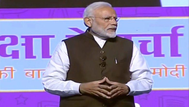 Pariksha Pe Charcha 2.0 Highlights: PM Narendra Modi Shares the Secret of Success Ahead of Exam Season With Students, Teachers, Parents