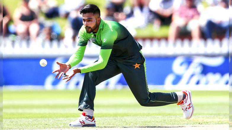 Mohammad Amir Ruled Out of PAK vs ENG 3rd ODI, Pacer's Inclusion in Pakistan World Cup Squad Appears Doubtful