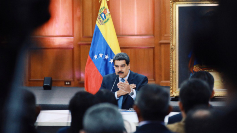 Venezuelan President Nicholas Maduro Sworn In for Second Term Amid Increasing Criticism
