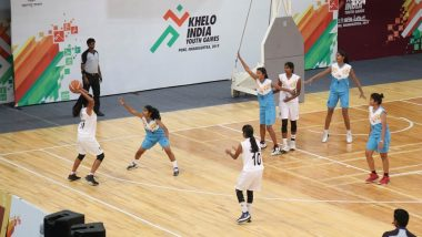 Khelo India Youth Games 2019: Punjab and Tamil Nadu Dominate in Basketball, Eye 3-Gold Medal Finish