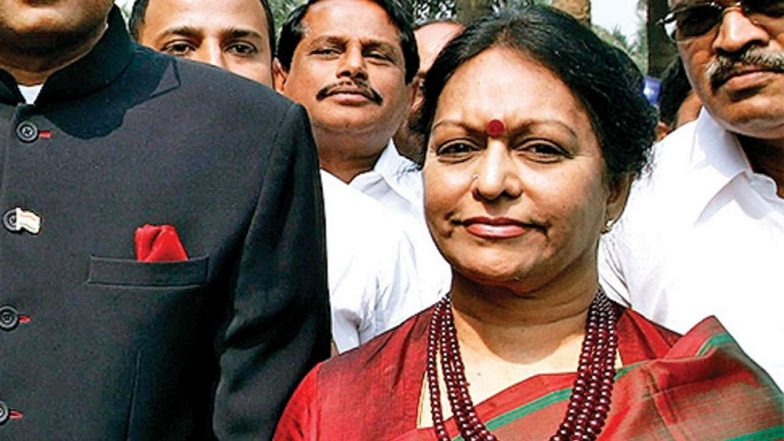 Nalini Chidambaram Granted Interim Protection From Arrest by Madras High Court in Saradha Chit Fund Case