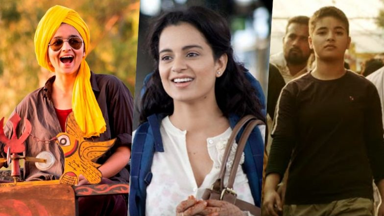 National Girl Child Day 2019 Songs: Playlist of Bollywood Songs on Women Empowerment and Feminism