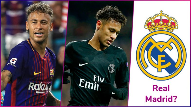 Will Neymar Jr Move to Real Madrid in This Transfer Window? PSG Forward Has Only One Condition for Los Blancos: Reports