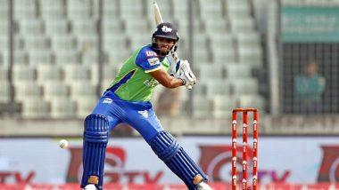 BPL 2019: Nicholas Pooran Smashes 72 Off Just 47 Balls During Dhaka Dynamites vs Sylhet Sixers T20 Match, Watch Video