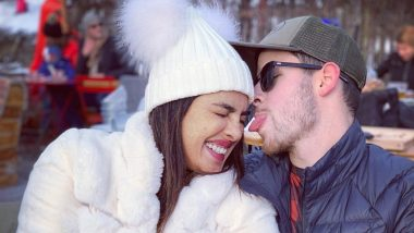 Nick Jonas Started Blushing Amid An Interview When Speaking About Wife Priyanka Chopra!
