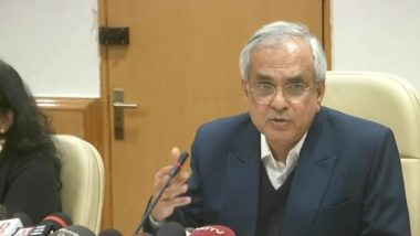Niti Aayog Chief Rings Warning Bell: 'Government Should Take Steps to Deal With Unprecedented Stress in Financial Sector That is Resulting in Slowdown'