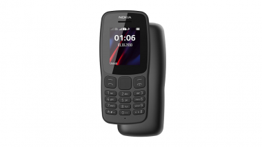 New Nokia 106 Feature Phone Launched; Priced in India at Rs 1299