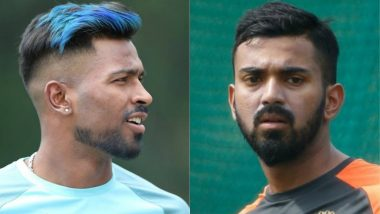 BCCI Suspends Hardik Pandya and KL Rahul Ahead of Ind vs Aus ODI Series, Troubled Duo Likely to Return Home