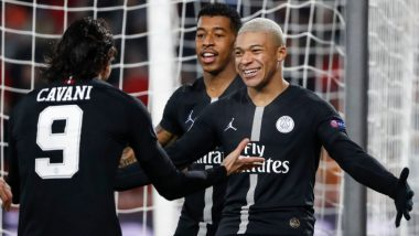 PSG Claim Record Home Win With 9-0 Thrashing of Guingamp in 2018–19 Ligue 1