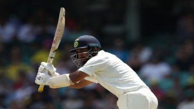 Cheteshwar Pujara Slams 23rd Half-Century in 1st India vs Bangladesh Test 2019
