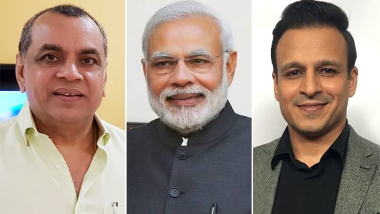Is Paresh Rawal A Better Choice Than Vivek Oberoi To Play PM Modi In A Biopic? Vote Now!
