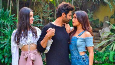 Kartik Aaryan, Ananya Panday and Bhumi Pednekar's Pati Patni Aur Woh Remake Will Release on THIS Date?