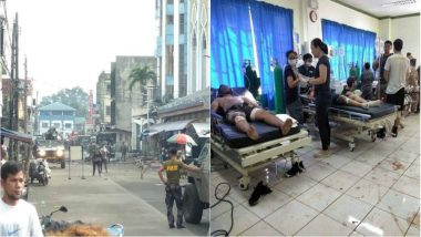 Philippines Bomb Blast: 20 Dead, 111 Injured in Roman Catholic Cathedral Bombings, IS Claims Responsibility