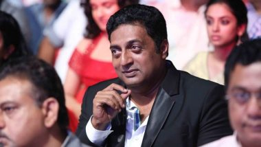 Lok Sabha Elections 2019: Actor Prakash Raj Files Nomination as Independent Candidate From Bangalore Central Seat