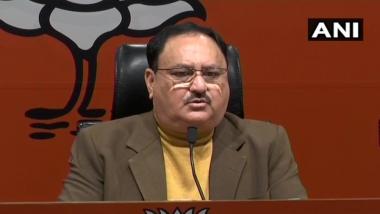 TMC Represents Anarchy, Not Bengali Culture, Says BJP President JP Nadda