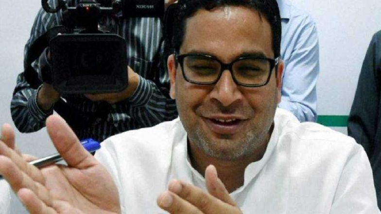 Prashant Kishor, Tejashwi Yadav Engage in War of Words Over Rabri Devi's Remarks