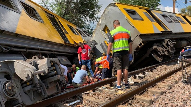 South Africa Train Collision leaves 3 Dead, Injures over 600 Passengers