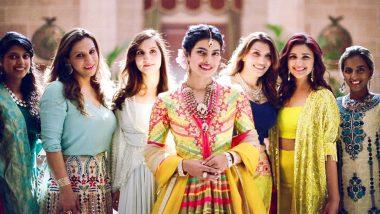 Parineeti Chopra Shares This 'Unseen' Pics From Priyanka Chopra's Wedding!