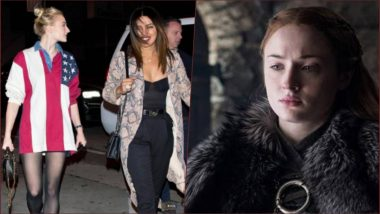 Sophie Turner Leaks 'Game of Thrones 8' Ending, Is Future Sis-In-Law Priyanka Chopra One of The Lucky Few?