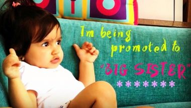 Esha Deol Announces Her Second Pregnancy With a Cute Picture of Daughter Radhya! (View Pic)