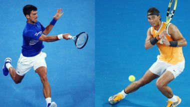 Novak Djokovic Leads Rankings, But Rafael Nadal Closer to ATP Finals Spot