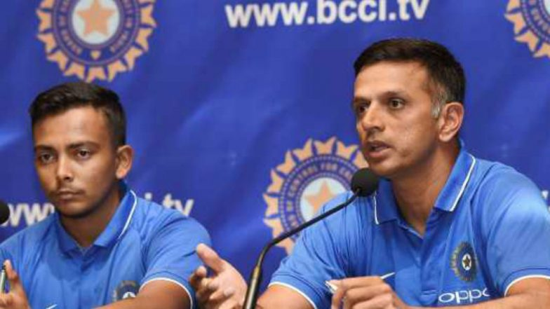 Rahul Dravid Suggests 'Life Coaching & Training' to Help Upcoming Cricketers Find Alternative Career Options