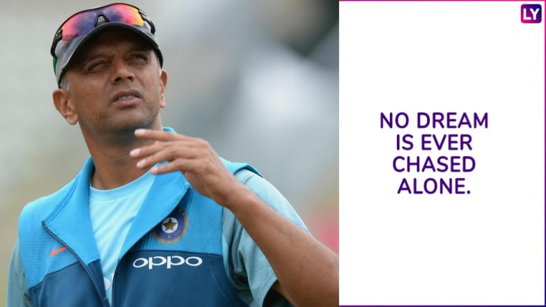 Rahul Dravid Turns 46: Seven Quotes by the Ultimate Gentleman of Cricket