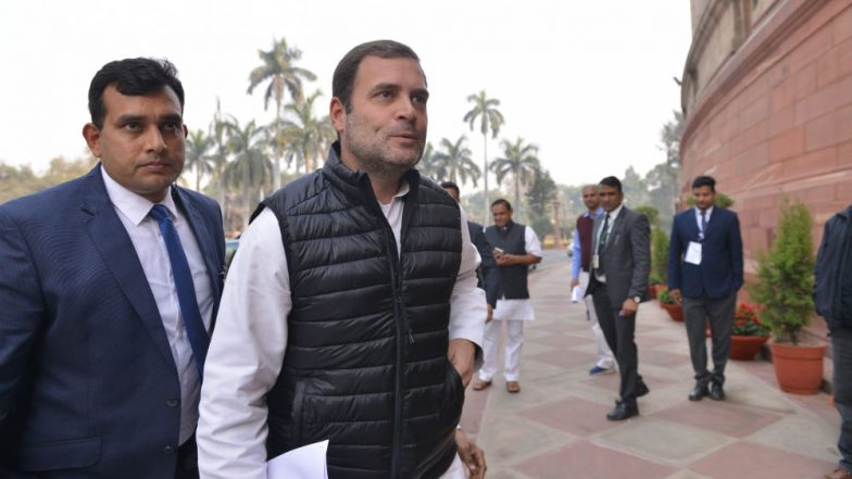 Sabarimala Temple Row: Rahul Gandhi Changes Stance on Entry of Women at Shrine, Says 'Tradition Needs to be Protected'