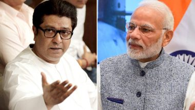 Raj Thackeray Mocks Narendra Modi Over 'Cloud Cover' Remark, Says 'Whole World Was Laughing at India'