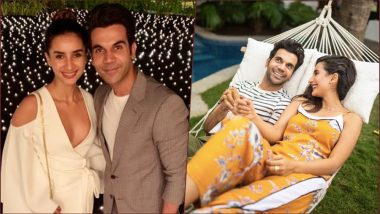 Rajkummar Rao First Saw Girlfriend Patralekha in an Ad, and Instantly Thought of 'Marrying Her'
