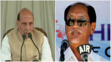 Citizenship Bill Not Be Applicable as Nagaland Protected Under Article 371: CM Neiphiu Rio to Rajnath Singh