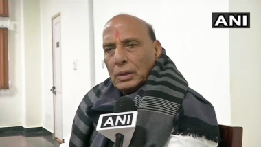 Rafale Fighter Jet Delivery: Defence Minister Rajnath Singh to Visit France Next Month