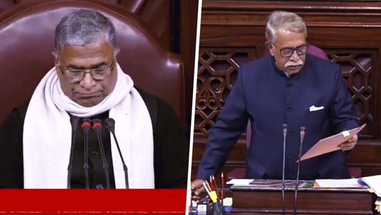 Quota Bill Sanctioning 10% Reservation For Economically Weaker Sections Of Upper Castes Passed in Rajya Sabha